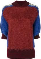 By Malene Birger colour block sweater
