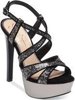 Jessica Simpson Elton Platform Sandals