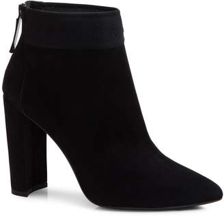 Ted Baker Prenom Suede Block Heeled Boots