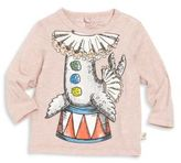 Stella McCartney Baby's Circus Sea Lion Graphic Tee
