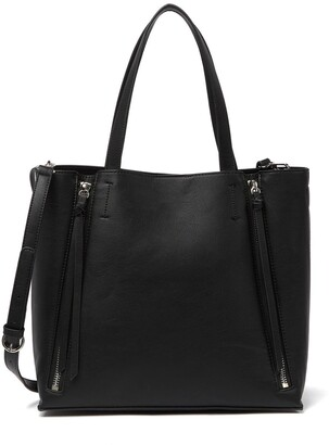 Melrose and Market Leigh Convertible Zipper Tote