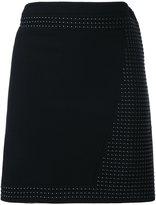Christopher Kane mini hotfix skirt