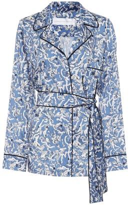 Victoria Victoria Beckham Printed top