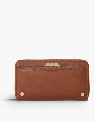 Dune Kartie zip-around purse with removable card slot