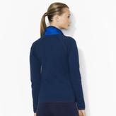 Ralph Lauren Full-Zip Mockneck Jacket