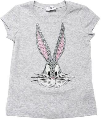 MonnaLisa Bugs Bunny Cotton Jersey T-shirt
