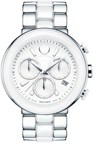 Movado Women&s Swiss Quartz Chronograph Watch