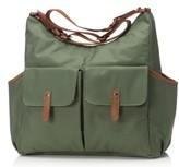 Babymel Infant 'Frankie' Diaper Bag - Green
