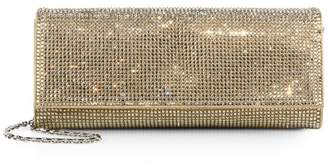 Judith Leiber Couture Ritz Fizz Crystal Clutch