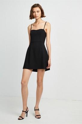French Connection Whisper Light Sweetheart Neckline Dress
