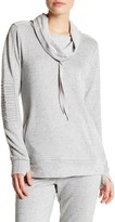 Steve Madden Moto French Terry Pullover