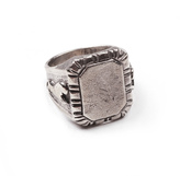 Lulu Frost George Frost G. FROST BRAVERY SIGNET RING