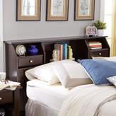 Andover Mills Revere Bookcase Headboard