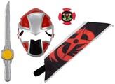 Power Rangers Ninja Steel - Red Ranger Hero Set