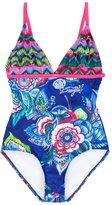 Desigual Girls' Swimsuit Malokai, Sizes 5-14 (XL)