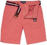 Howick Boston Chino Flat Front Shorts