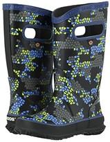 Bogs Axel Rain Boot (Toddler/Little Kid/Big Kid) (Black Multi 2) Boys Shoes