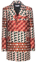 RED Valentino Jacquard coat