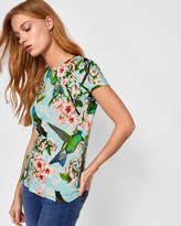 Ted Baker Nectar fitted Tshirt