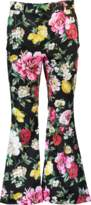 Dolce & Gabbana Cropped Floral Pant
