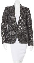 Michael Kors Metallic Brocade Blazer w/ Tags