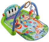 Fisher-Price Kick Play Piano Gym Strollers Travel