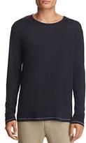 Rag & Bone rag & bone Owen Knit Crewneck Long Sleeve Shirt
