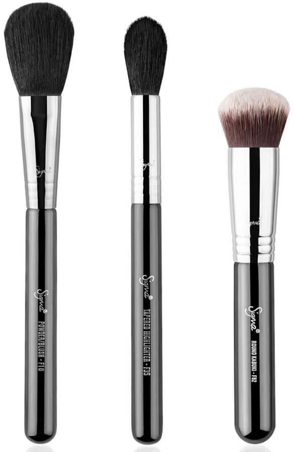 Sigma Sheer Cover Brush Set
