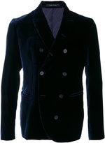 Emporio Armani double breasted blazer