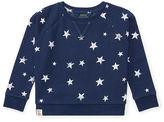 Ralph Lauren Star-Print Boxy Sweatshirt