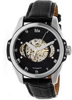 Reign Unisex Black Strap Watch-Reirn4504