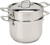 All-Clad 6 Qt. Pasta Pot With Lid