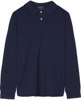 Ralph Lauren Logo cotton polo shirt 6-14 years