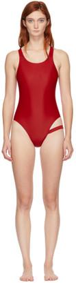 MARIEYAT Red Shanice One-Piece Swimsuit