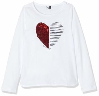 3 Pommes Girl's 3p10034 Tee Shirt Ml T