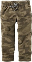 Carter's Camo Active Pants (Toddler/Kid) - Print - 4