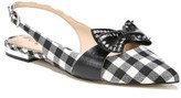 Sam Edelman Women's Rupert Bow Pointy Toe Flat