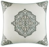 Laura Ashley Ardleigh Square Throw Pillow in Ivory
