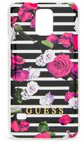 GUESS Floral and Striped Galaxy S5 Hard Shell Case