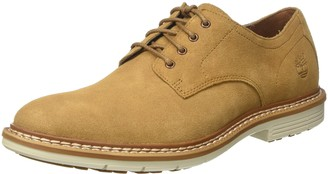 Timberland Naples Trail OxfordRubber Suede Men's Lace-Up Flats