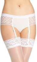DKNY Women's 'Nightfall' Garter Panties