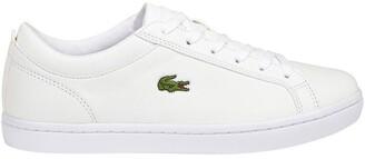 Lacoste Straigtset BL 1 Sneaker White