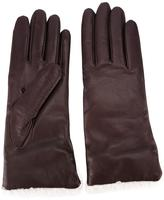 Paul Smith contrasting trim gloves