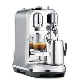 Nespresso Bne800Bss Creatista Plus Capsule Machine