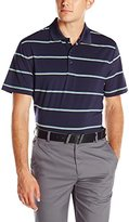 Cutter & Buck Men's CB Drytec Regal Stripe Polo Shirt