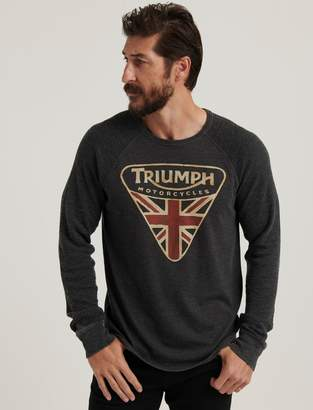 Lucky Brand Ls Triumph Badge Thermal