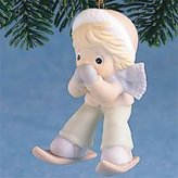 Precious Moments **It's So Uplifting to Have a Friend Like You Ornament** 528846
