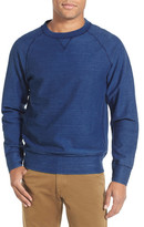 Billy Reid Fisher Raglan Crew Neck Pullover