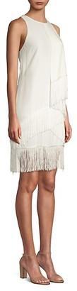 Joie Amiyah Fringed Dress