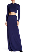 Rachel Pally Back-Slit Maxi Skirt
